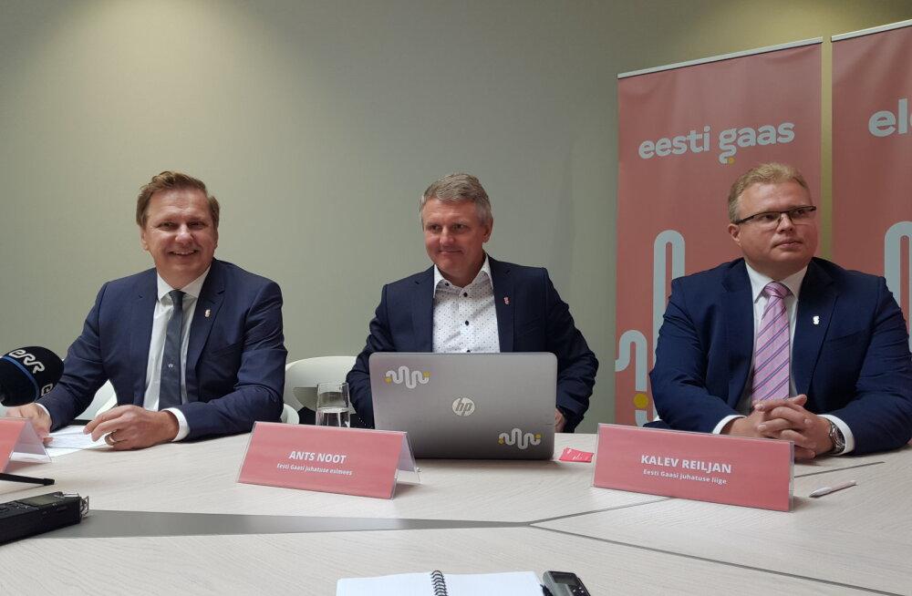 Eesti Gaas võttis Soome vallutamiseks uue nime