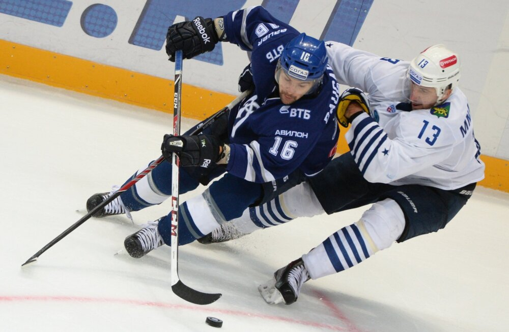 Suri KHL-i hokimees, kelle mängus saadud seljatrauma arenes vähiks