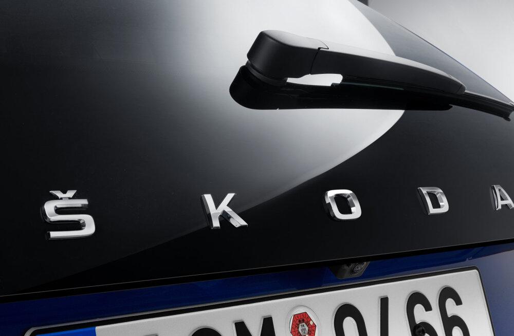 Škoda tutvustab aasta lõpus uut kompaktmudelit