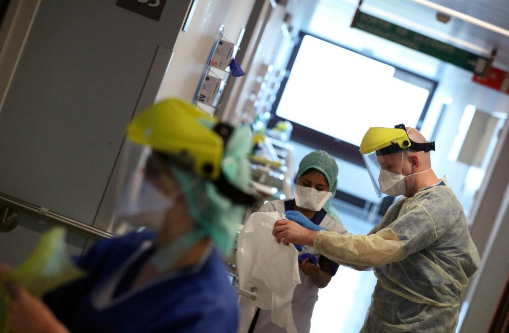 Euroopa noorim koroonaviiruse ohver on nüüd 12-aastane Belgia tüdruk