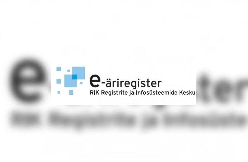 e-äriregister