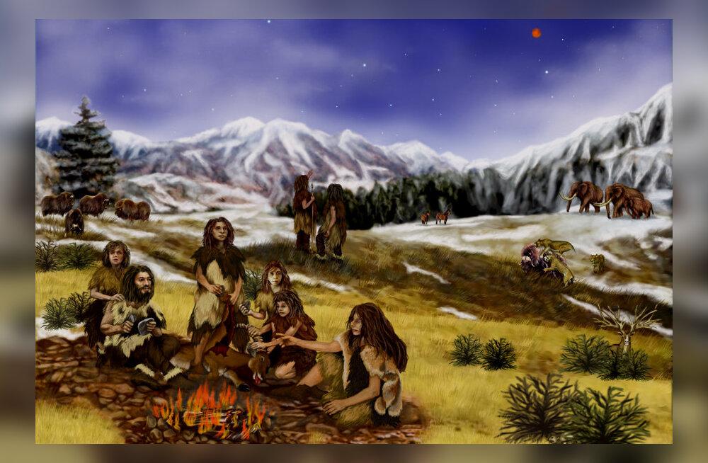 Eurooplastel ja neandertallastel on palju ühist