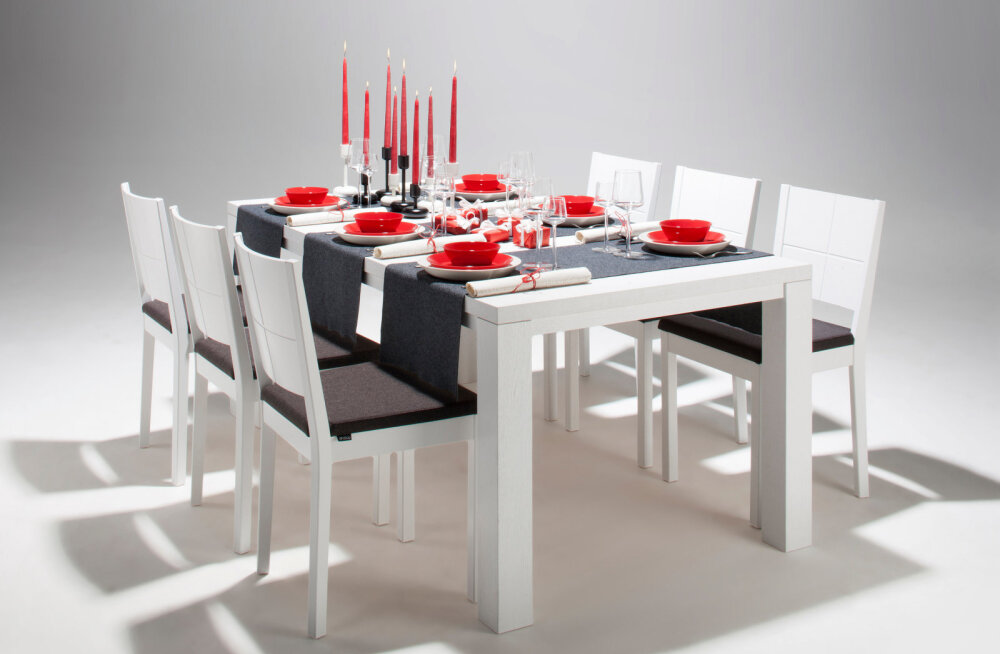 Современный обеденный стол Luoto сделает ваш дом модным!