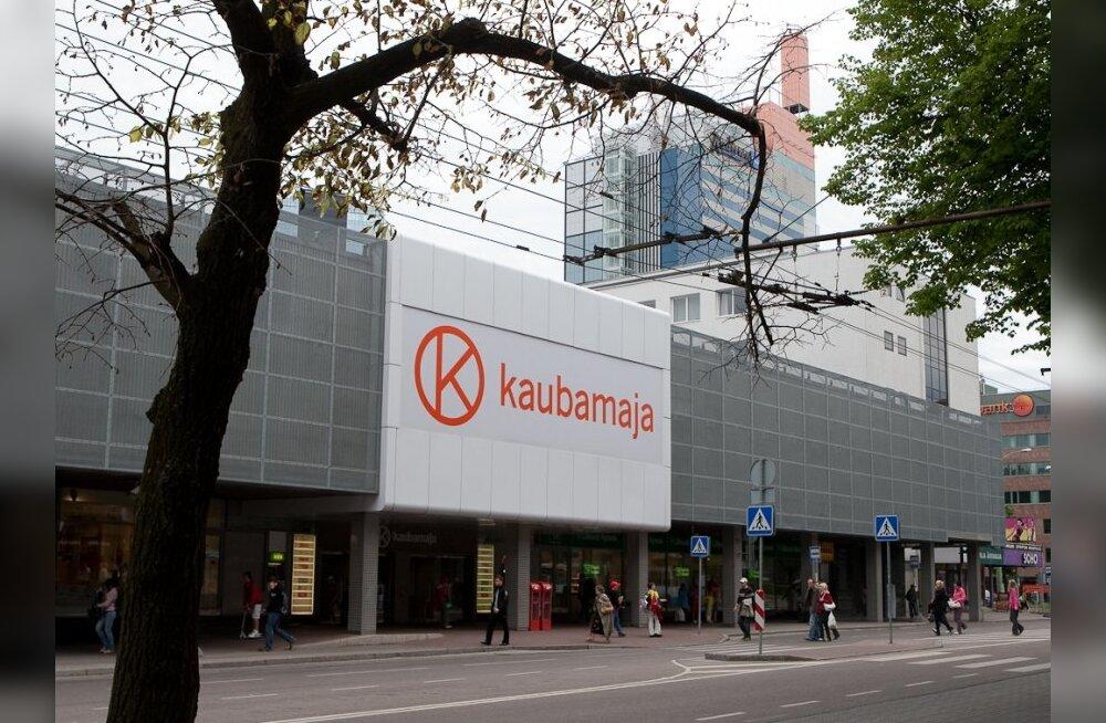 Tallinna Kaubamaja kontsern teenis mullu 17 miljonit eurot