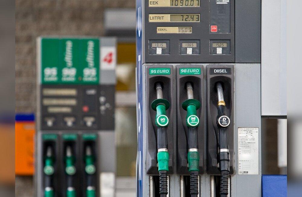 Neste ja Statoil tõstsid diislikütuse hinda