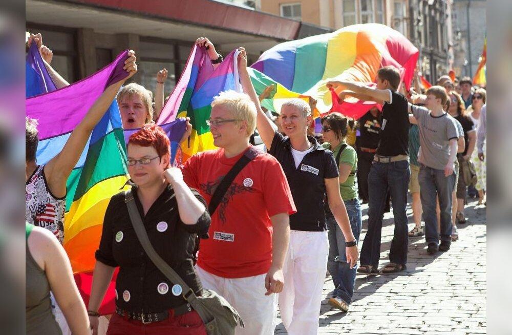 5000 homofoobi ja üks tige pastor