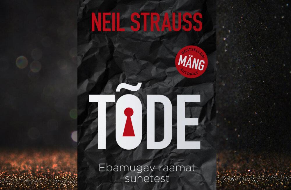 """Ilmus kauaoodatud raamat suhetest - Neil Strauss """"Tõde"""""""
