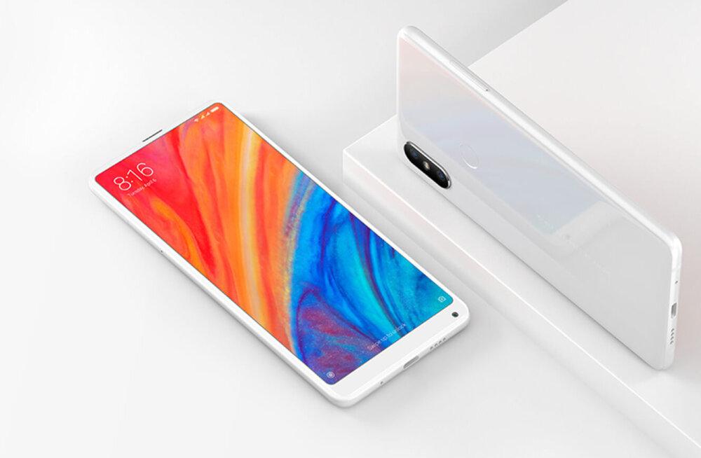 Hiina telefonitootja Xiaomi kulgeb börsil kui Ameerika mägedel