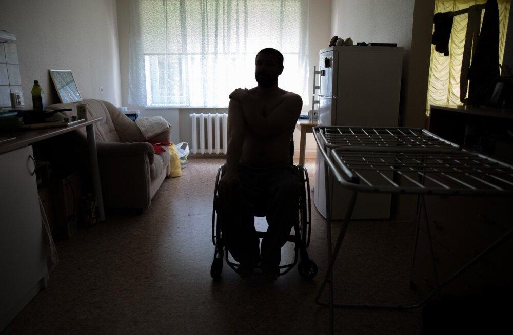 Sotsiaalkindlustuse kriis: rehabilitatsiooniks mõeldud raha sai aasta kahe esimese nädalaga otsa