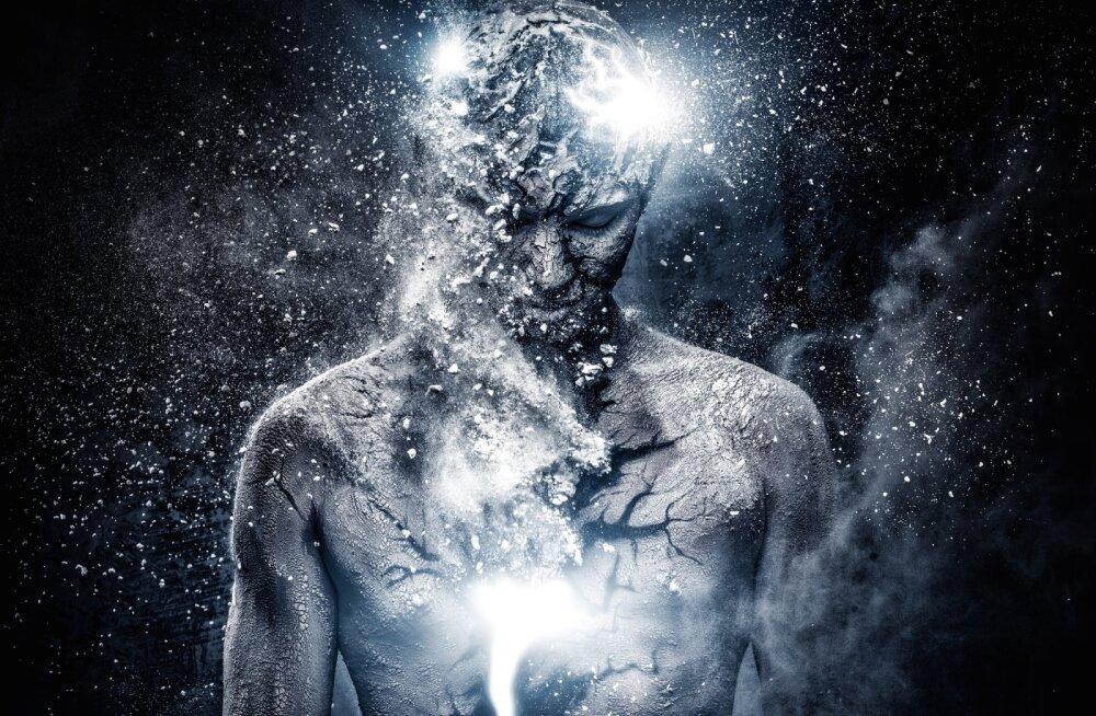 Teadus kinnitab: inimesed pole ainult molekulid ja aatomid, vaid valgusolendid