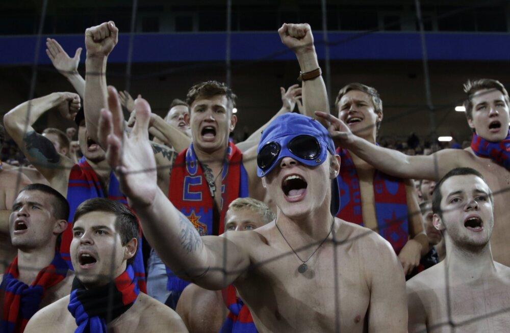 Euroopa liiga loos valmistab inglastele peavalu: Arsenal kohtub keset mürgitamisskandaali Moskva CSKA-ga