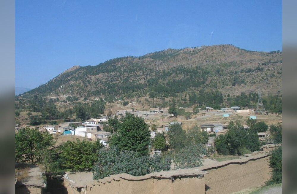 Abbottabadi linn aastal 2005