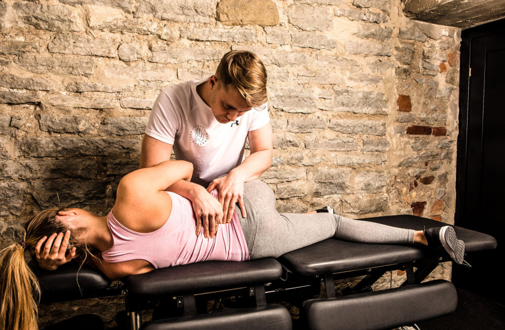 Reakt Füsioteraapia: praegu on õige aeg tegeleda väikeste valude ja vaevavate ebamugavustega