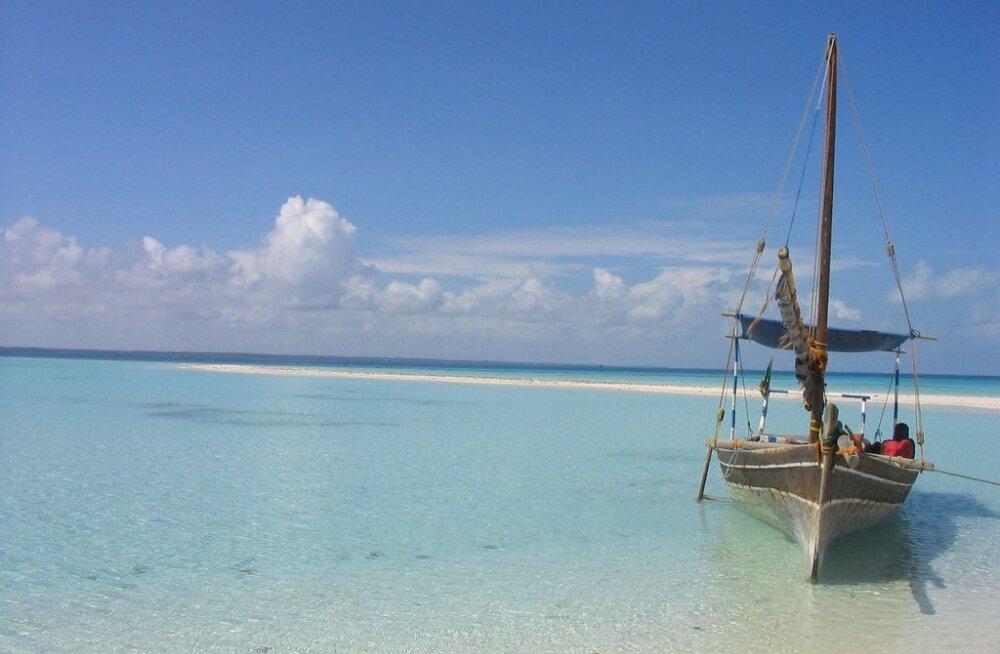Kaunis saar - ainult nimi on hirmus kole
