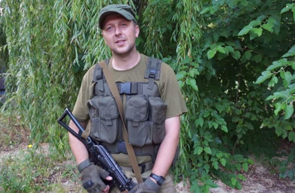 Отправившийся воевать на Донбасс латвиец тяжело ранен, его могут выслать в Латвию