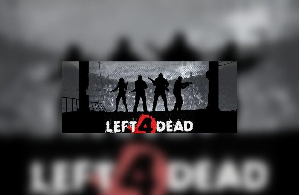 """1. mai - tasuta """"Left 4 Dead"""" päev"""