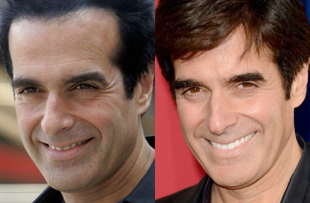 David Copperfield 2007 ja 2013
