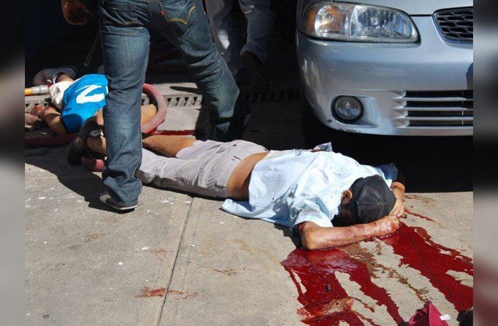 Mehhiko narkosõja käigus on sel aastal tapetud 208 inimest