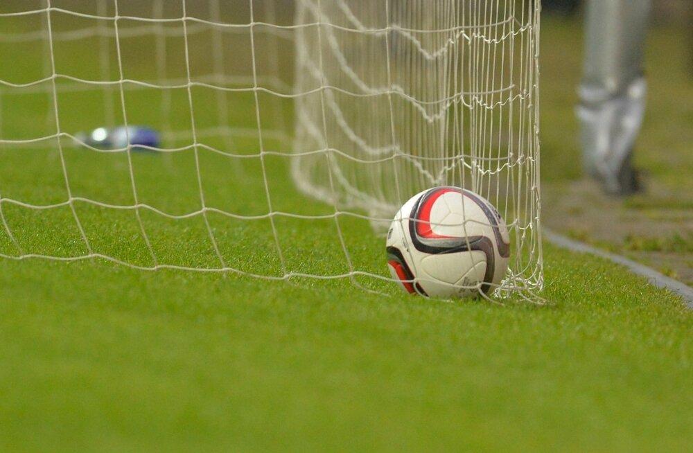 Ahtme gümnaasium avab jalgpalli õppesuunda