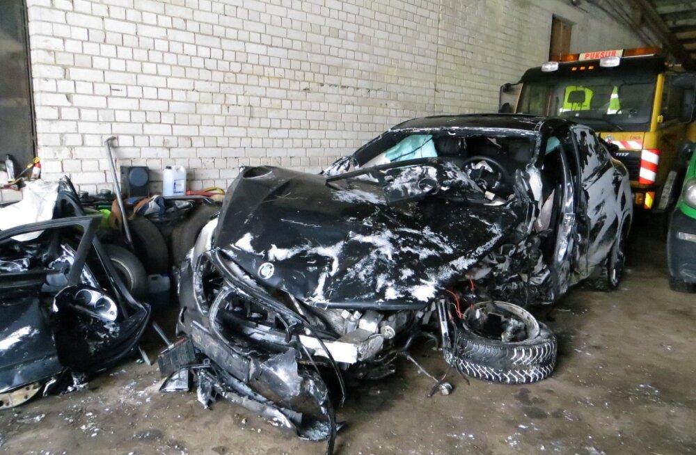 Eesti liikluskindlustajad käsitlevad aastas umbes 35 000 liikluskindlustuse juhtumid. Sõiduk on kindlustusjuhtumis hävinud, kui seda ei ole enam võimalik taastada või selle taastamine ei ole majanduslikult otstarbekas.