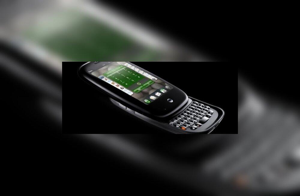 Palm Pre— lõppeks üks iPhone tõsine konkurent
