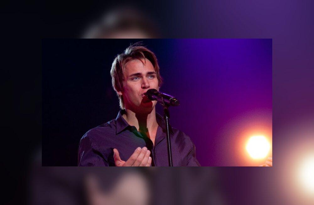 VIDEO: Kuula lugu, mis lõpetas Uku Suviste jaoks Eesti Laulu konkursi