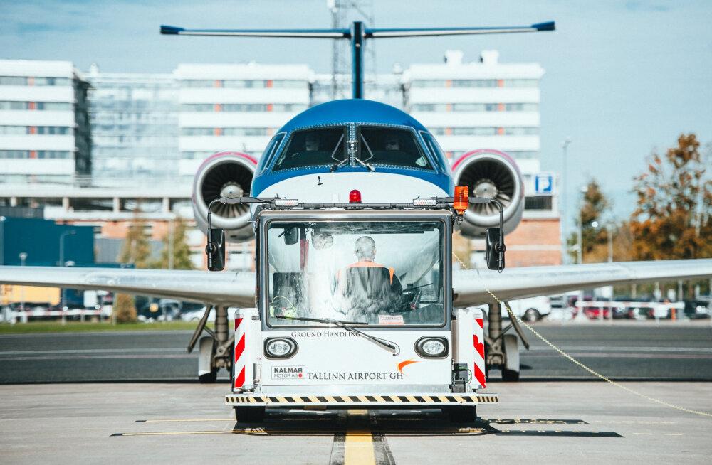 Tallinn Airport GH tagab iga lennureisija mugavuse