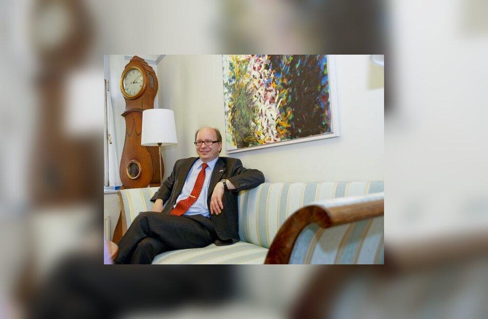 Dag Hartelius: Eesti oli nagu hea sõpruskond