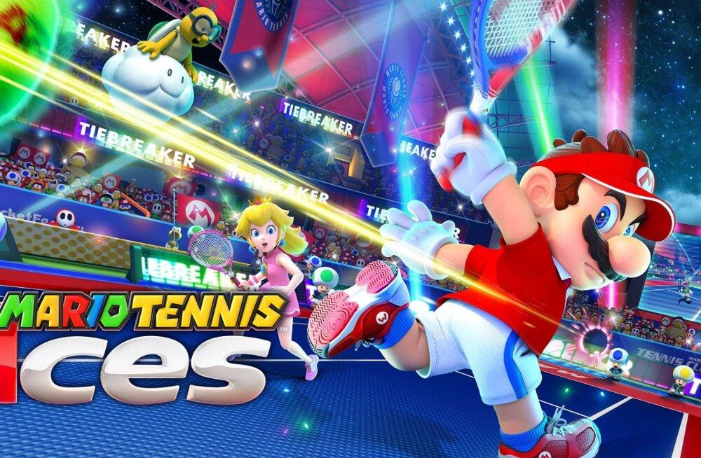 M Kuubis arvustab videomängu | Mario Tennis Aces – hoia alt, Rafael Nadal!