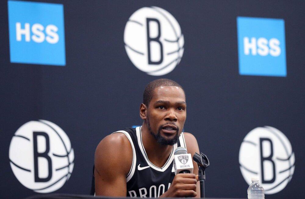 Koroonaviirusesse nakatunud NBA superstaar on sümptomitest vabanenud