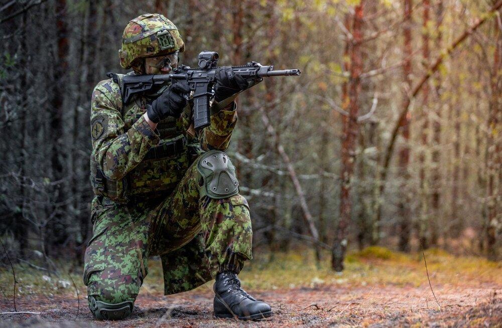 Uue varustuse tulek ehk Eesti sõdur 2020
