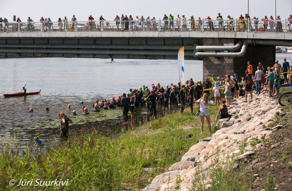 Pärnu triatlonivõistlus
