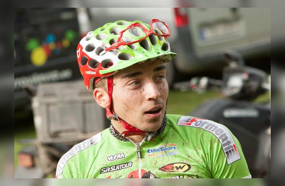 Maastikurattur Martin Loo tõusis UCI edetabelis karjääri kõrgeimale kohale