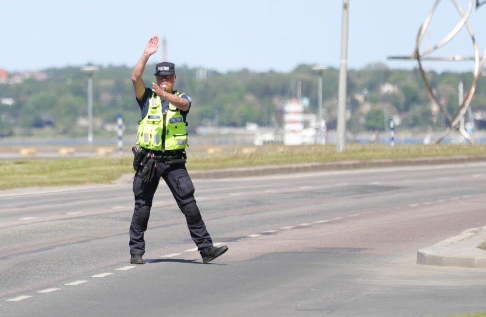 Eile jäi vahele 13 joobes juhti. Kaks mopeedijuhti sattusid avariisse