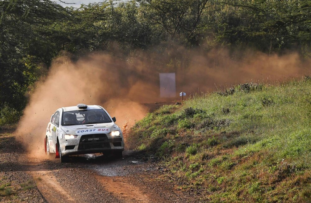 Keenia ralli ettevalmistused on täies hoos. Kas WRC jätkub juba kahe kuu pärast?