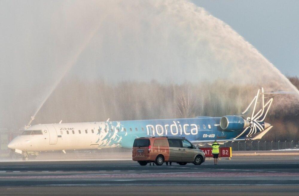 Nordica tegevusele võiks riigikontroll sõltumatu asutusena hinnangu anda enne kui veekahuritega tervitatakse jälle ja jälle uusi Eesti rahvuslikke lennufirmasid, sest eelmises on raha ära kulunud.