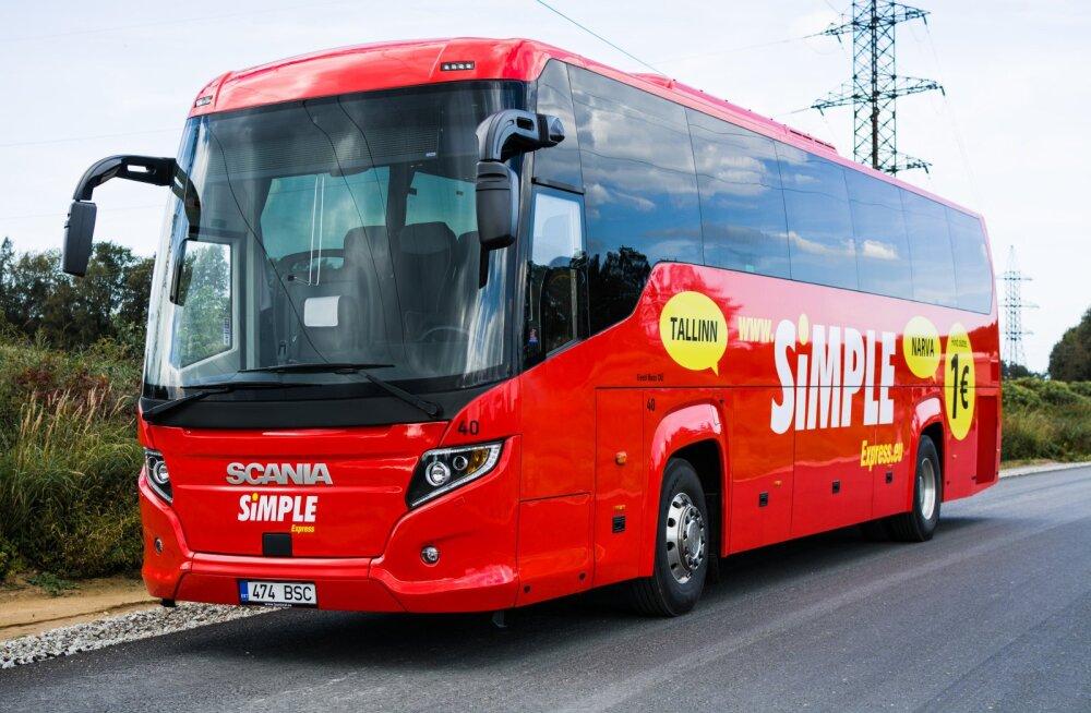 Simple Express обдумывает покупку нового автобуса