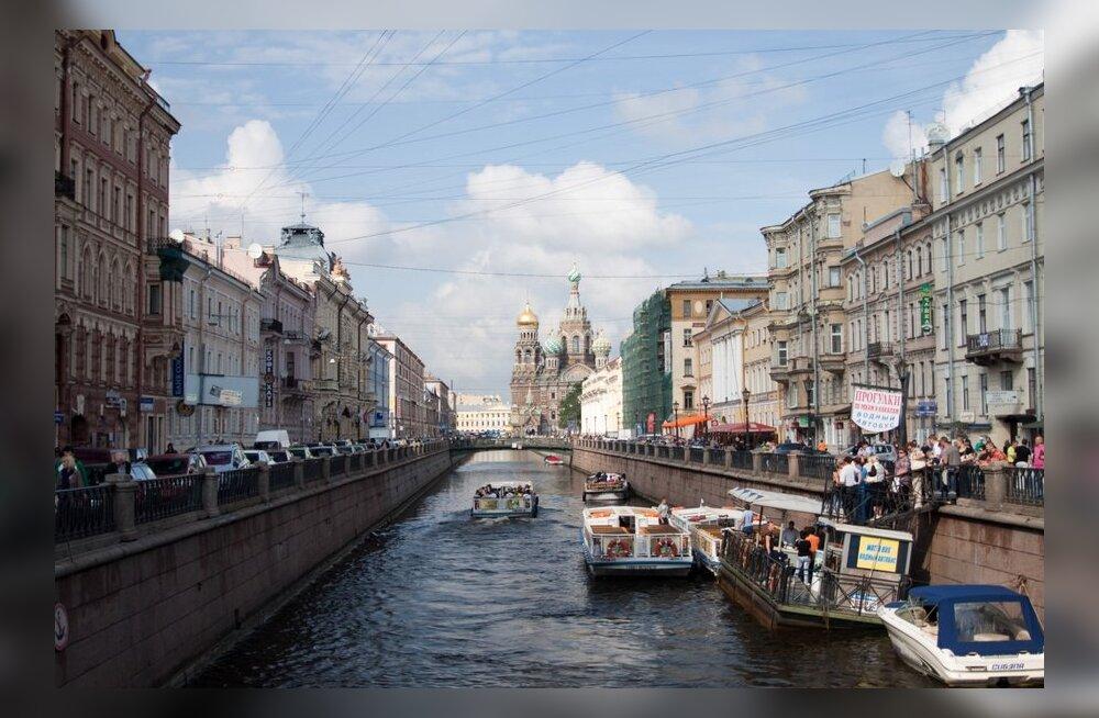 Peterburis on Eestist toodud meritint delikatess