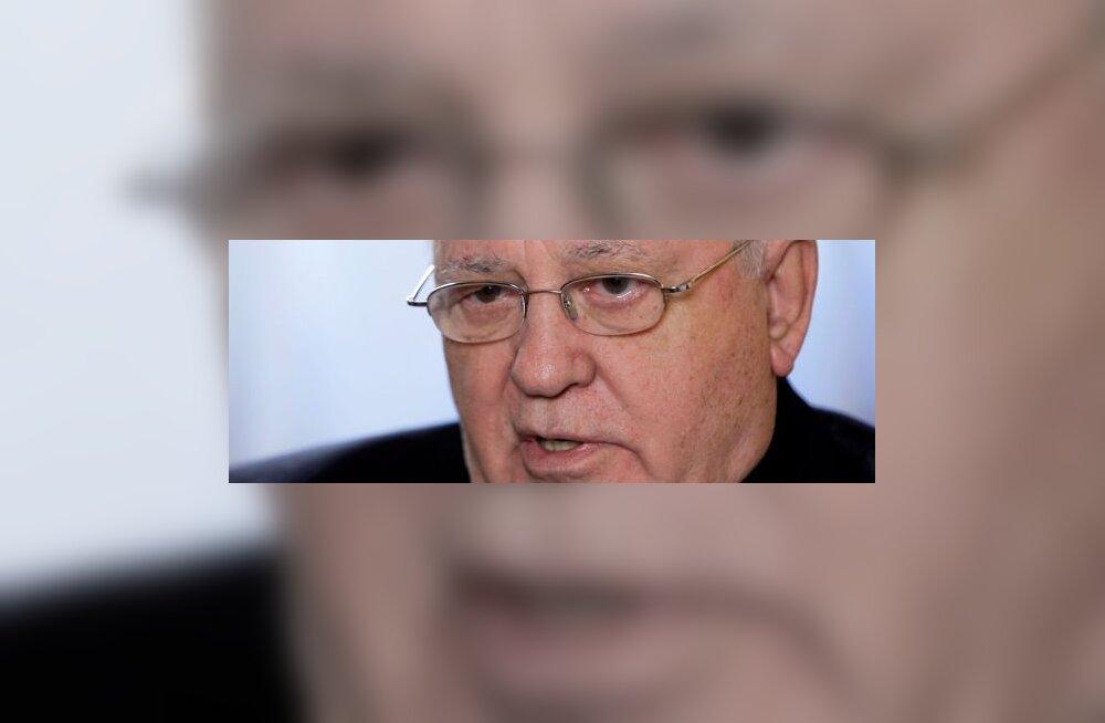 Gorbatšov: Putini partei on NLKP halvim versioon