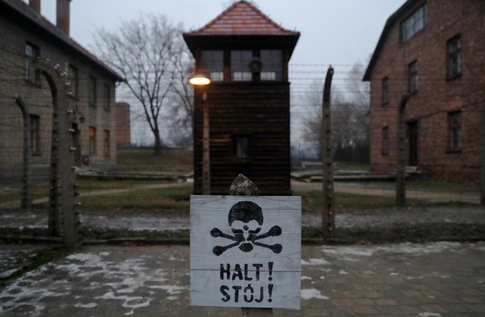 Auschwitzi laager