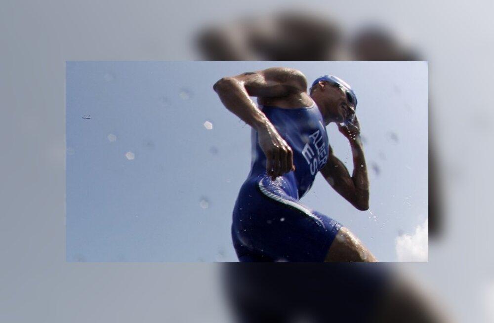 Marko Albert püstitas Hawaii Ironmanil Eesti rekordi!