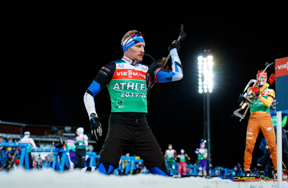 BLOGI | Östersundi laskesuusatamise MK-etapp: Norra triumfeeris, Eesti lõpetas 17. kohal, Kristo Siimerilt korralik debüüt
