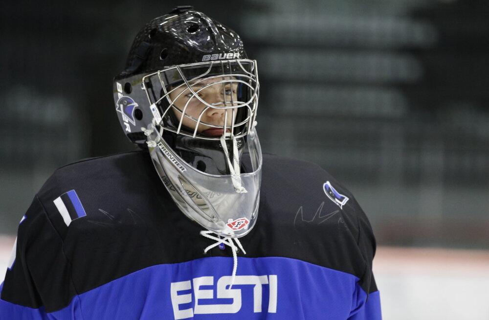 TÄISPIKKUSES | Eesti U18 jäähokikoondis võitis maailmameistrivõistlustel Hispaaniat