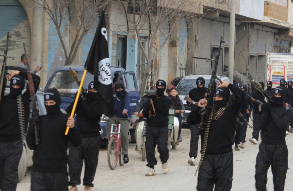 Rootsis kahtlustatakse kümmekonda Islamiriigist naasnut sõja- ja inimsusevastastes kuritegudes