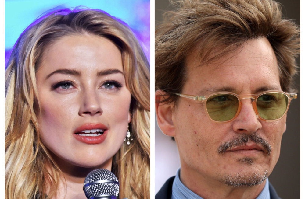 Amber Heard: Johnny Depp ähvardas mu tappa