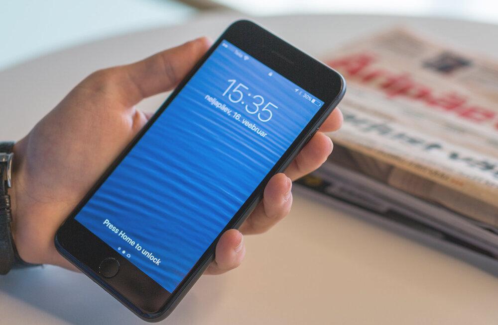 TEST: Apple'i nutitelefon iPhone 7 Plus – parima kaamera ja meeldivaima kasutuskogemusega iPhone