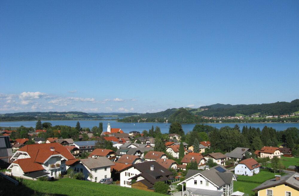 Kõige keskkonnasõbralikum paik Austrias - Seehami küla