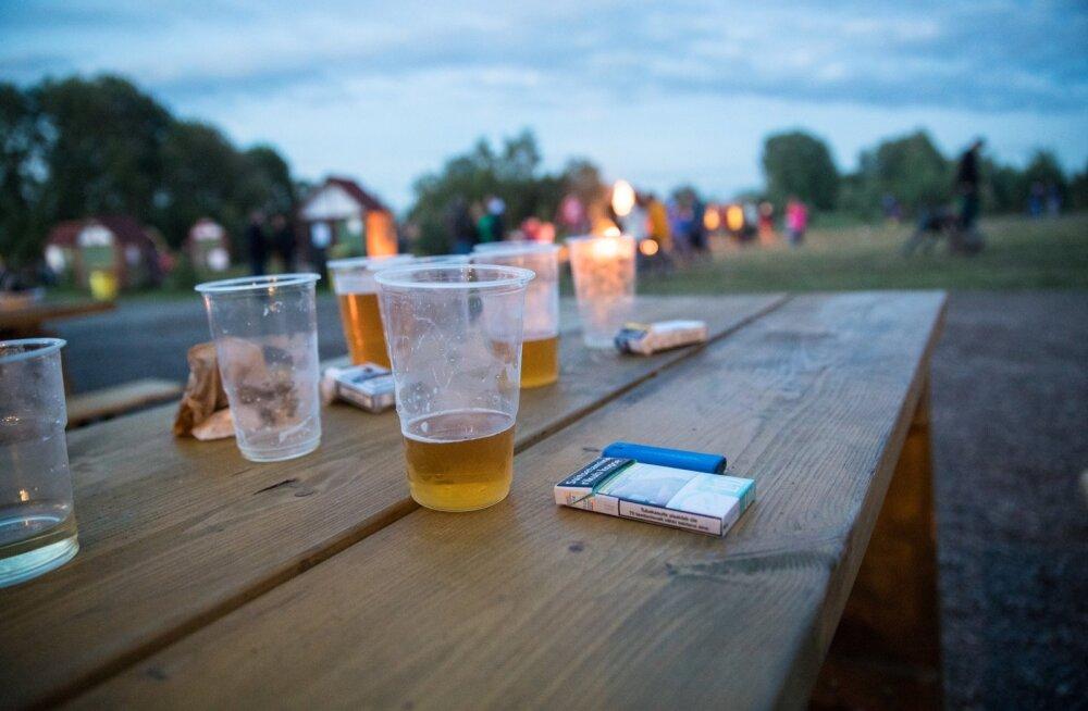 Selleks, et alkoholiaktsiisi mõju riigieelarvele jääks neutraalseks, peavad eestlased rohkem jooma hakkama.
