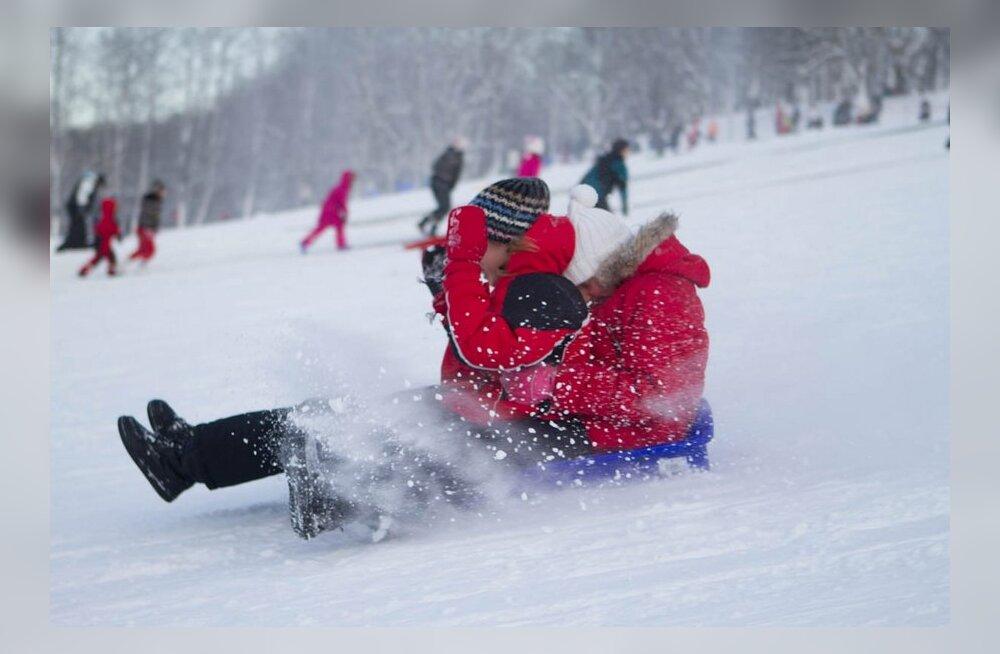 Seitse viisi, kuidas talvel aktiivne püsida
