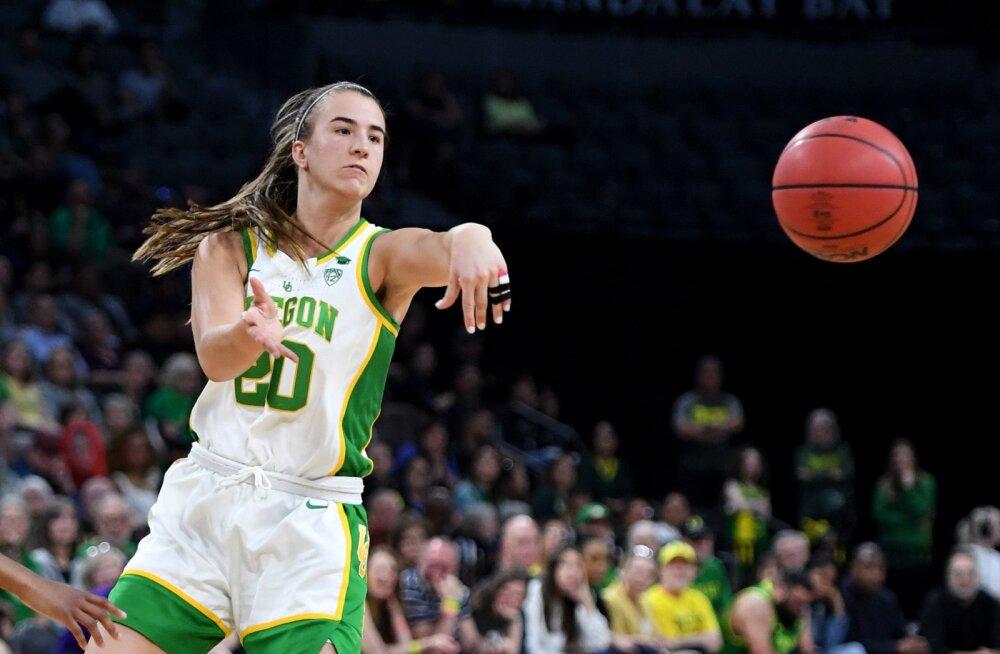 Huvi on laes: naiste NBA draft purustas vaatajarekordeid